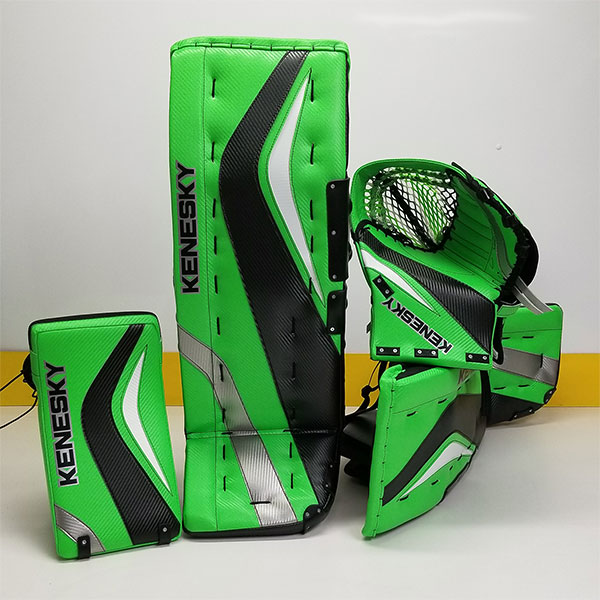 Ball Hockey Goalie Equipment