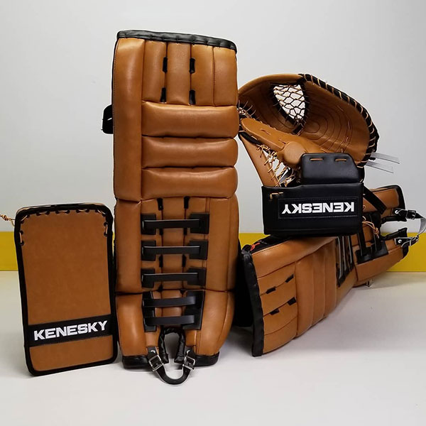 Vintage Series Goalie Equipment